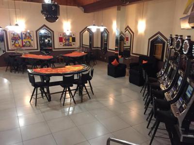 Presentation of the Nhlangano Casino Royale