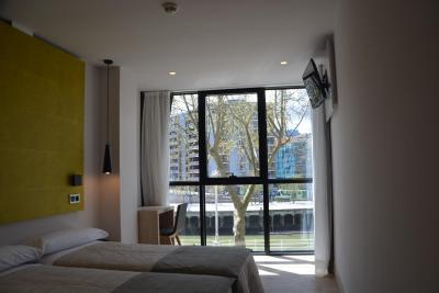Hotel Bilbao Plaza fotografía