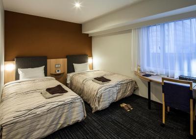 more details of Fukui Manten Hotel Ekimae(福井曼藤伊可瑪酒店) | Fukui, Japan(日本福井縣)
