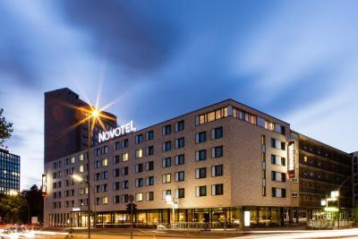 Hotel Novotel Hamburg City Alster Parken