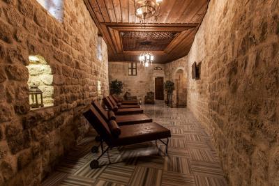 Hotel Yunak Evleri Cappadocia Urgup Turkey Booking Com
