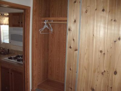 Resort Village Verde Valley One-Bedroom Park Model Cabin 13
