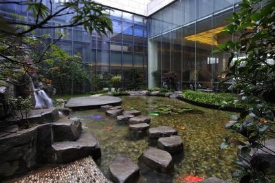 Wuxi idea garden hotel yanqiao china for Idea garden hotel wuxi
