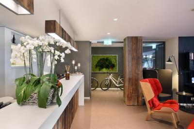 Home swiss hotel geneva switzerland for Design hotel f6 geneva tripadvisor