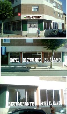 Foto del Hotel Restaurante El Álamo
