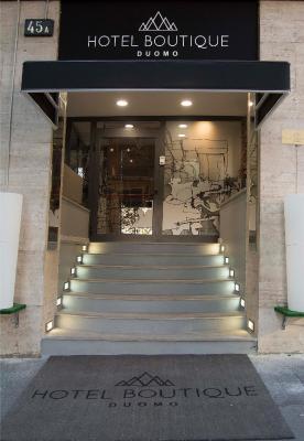 Hotel boutique duomo milan italy for Boutique hotel duomo