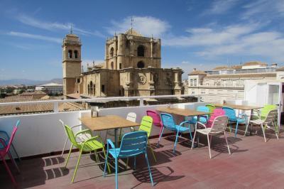 Foto del Hotel Los Jerónimos y Terraza Monasterio