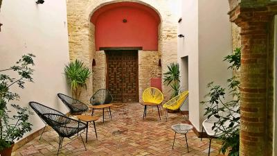 Imagen del Frenteabastos Hostel & Suites