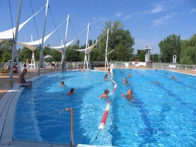Mobilheim Mieten Ungarn : Balatonfüred camping bungalows ungarn balatonfüred booking