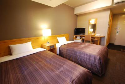 photo of Hotel Route-Inn Hon Hachinohe Ekimae(魯特因漢八戶站前酒店) | Aomori, Japan(日本青森縣))
