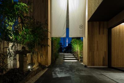 Hotel kanra kyoto including photos for Design hotel kyoto