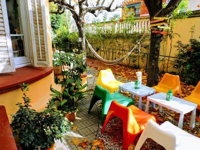 Feetup Garden House Hostel Barcelona foto