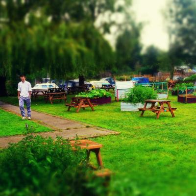 Stodmarsh Nature Reserve Parking