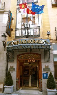 Imagen del Hotel Las Moradas