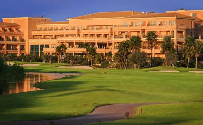Hotel Alicante Golf fotografía