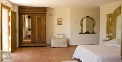 Casa Rural Entrebosques foto