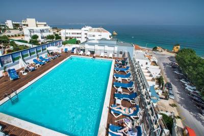 Carvi Beach Hotel Lagos