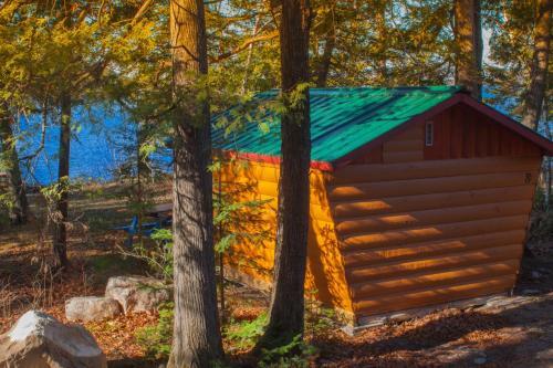 Eco Village Small Cabins