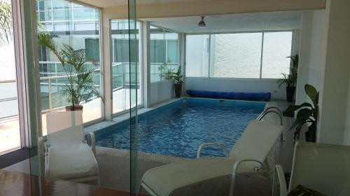 Beautiful apartment with Indoor piscine