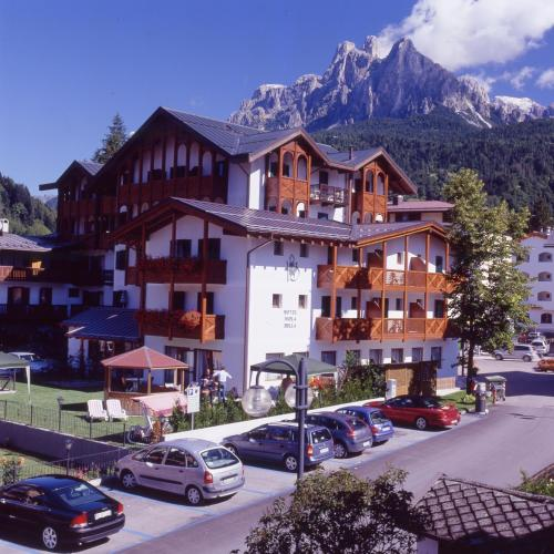 Hotel Isolabella Wellness during the winter