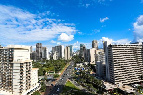 Waikiki Gateway Hotel