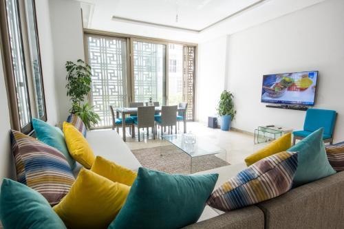 Marina Rabat Suites & Apartments