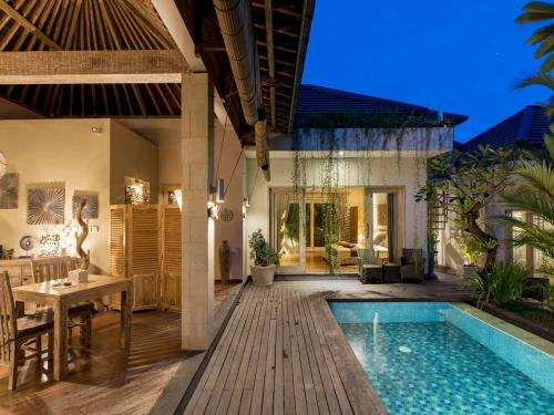 Exotica Bali Villa Bed and Breakfast