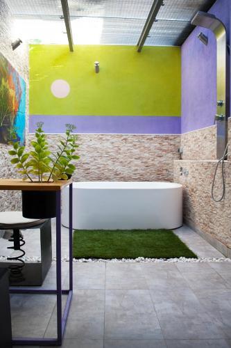 A kitchen or kitchenette at Landscape Benveniste