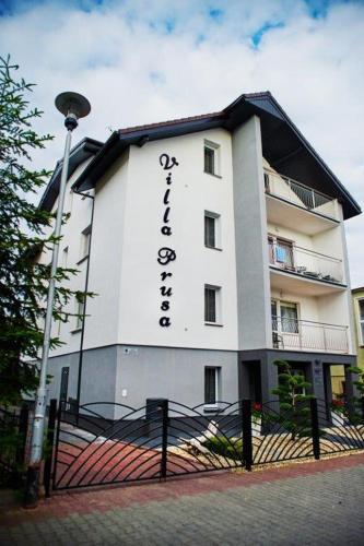 Villa Prusa - pensjonat Unieście