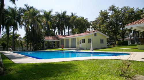Casa y jardín Cuernavaca