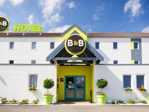 B&B Hôtel MULHOUSE Ile Napoléon
