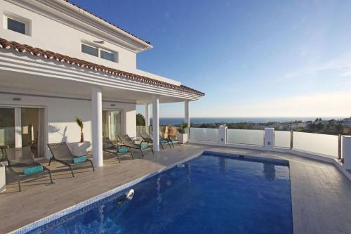 1146 RELAX Villa Panorama View