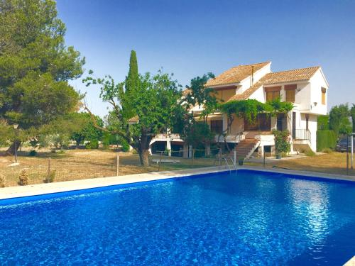 Villa I&J Granada
