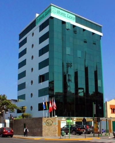 hotel lexus (peru lima) - booking