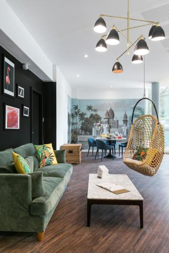Hôtel Birdy by Happyculture