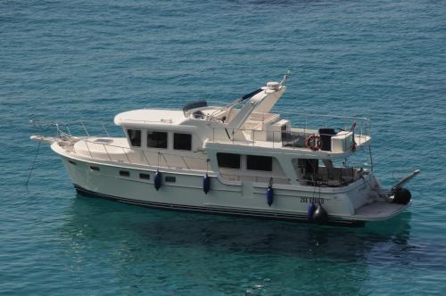 La Terrazza sul Borgo II on the boat