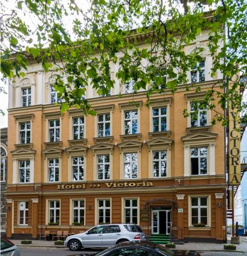 Hotel Victoria Polen Stettin Bookingcom
