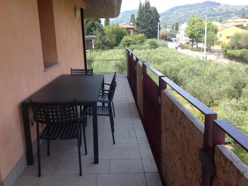 A balcony or terrace at Appartamento Olivi