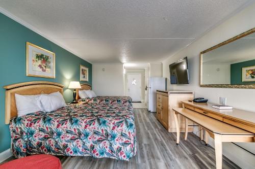 Sea Hawk Oceanfront Motel