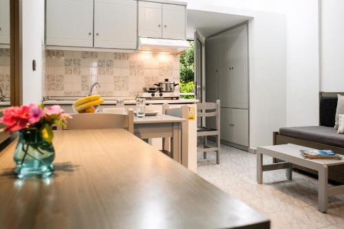 A kitchen or kitchenette at Balito