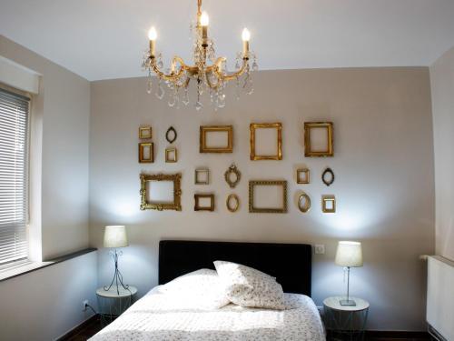 Un ou plusieurs lits dans un hébergement de l'établissement L'ARBOGAST