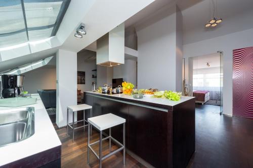 Zlatnická apartments