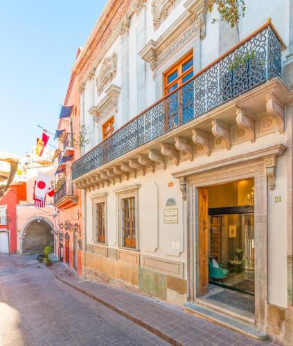 Casa del Rector Hotel Boutique y Arte