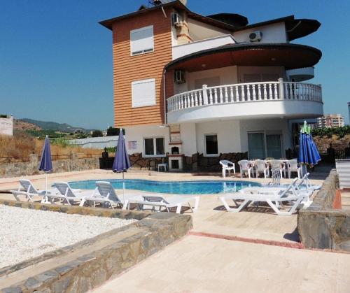 Castle View Villa