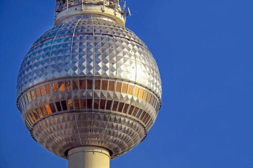 Idyllisches Haus mitten in Berlin