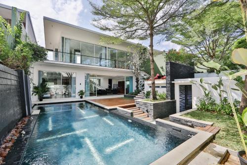 Villa Kayu Jati by Lovel Bali