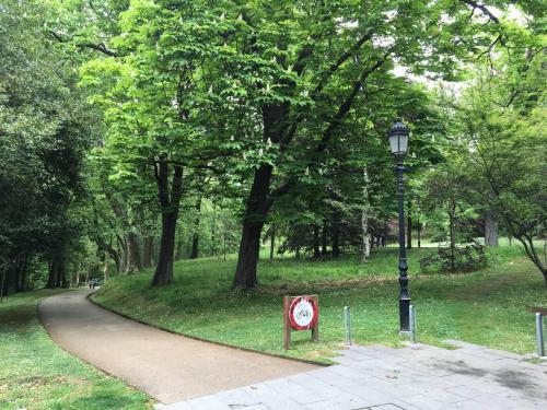 Jardín al aire libre en Urumea 3