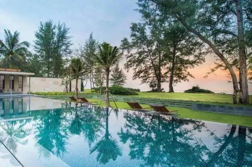 Baan Mai Khao beachfront residence