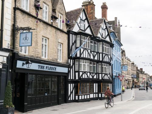 The Fleece at Cirencester- a Thwaites Inn of Character