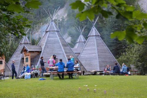 Tipi Dorf Gröbming